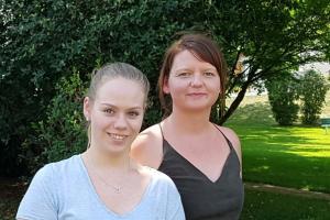 Annkatrin Stumpf & Petra Wagner