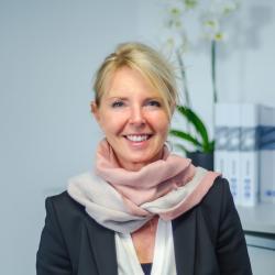 Daniela Krämer-Berl – Abteilungsleitung Vertrieb / Aussendienst