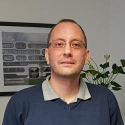 Tobias Egger – Stv. Abteilungsleitung Arbeitsvorbereitung / Pulverdisposition